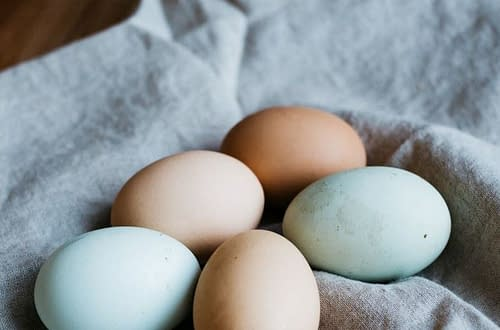 Friday Five Natural Eggs Easter Traditions